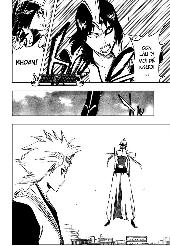 Bleach chapter 329 trang 16