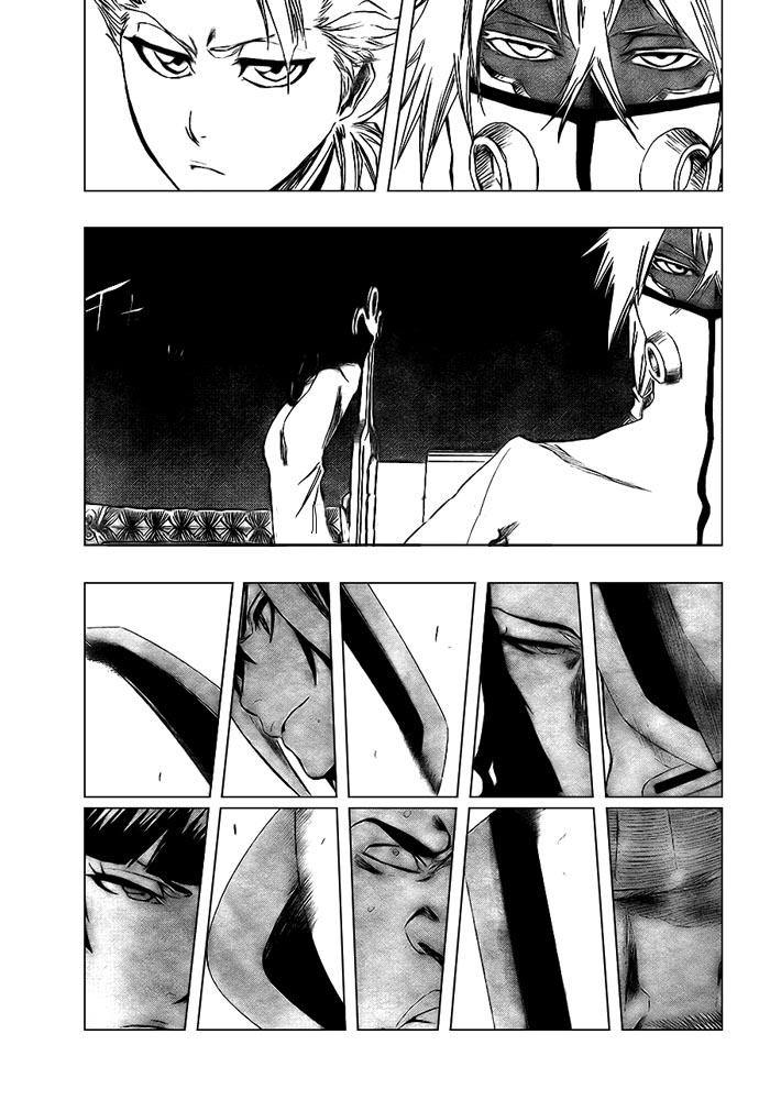 Bleach chapter 329 trang 17