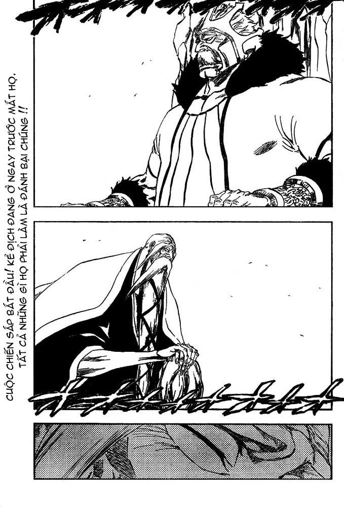 Bleach chapter 329 trang 2