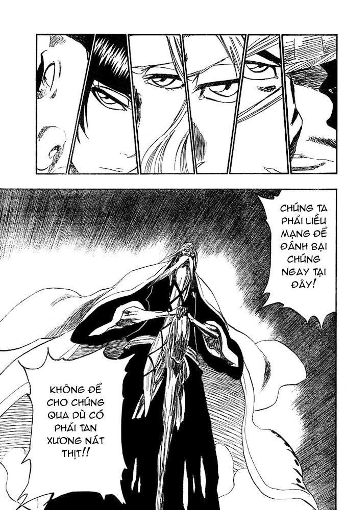 Bleach chapter 329 trang 4