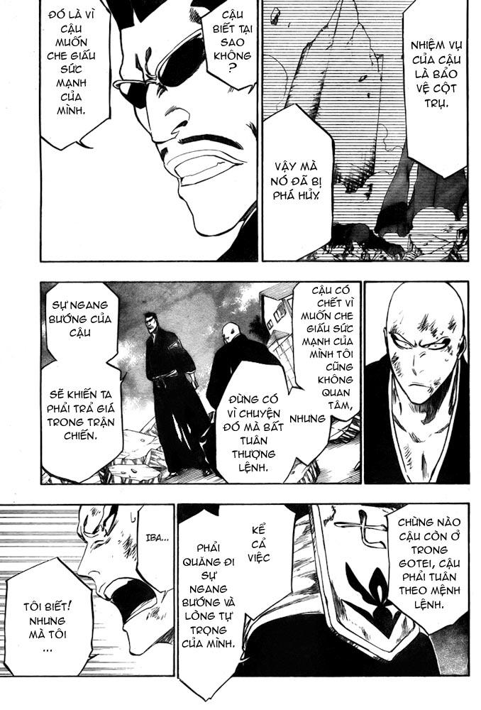 Bleach chapter 328 trang 9