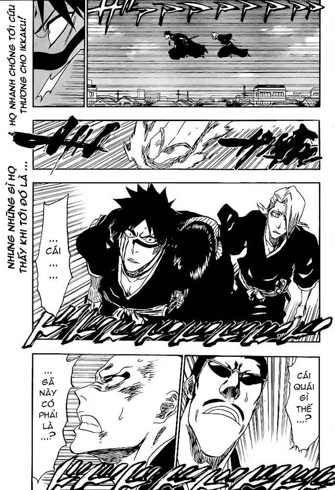 Bleach chapter 327 trang 2