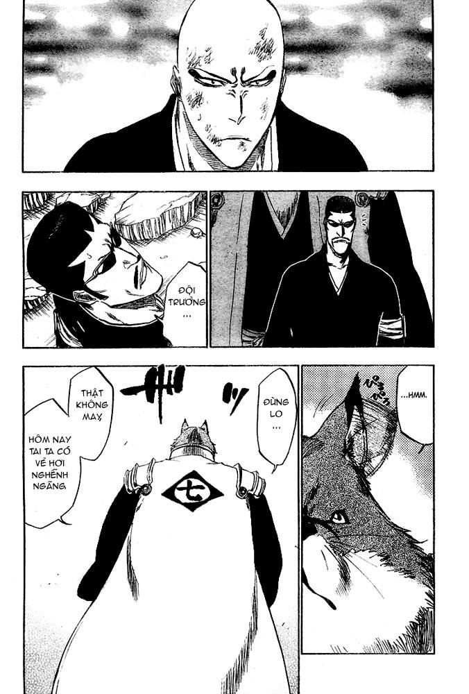Bleach chapter 328 trang 15