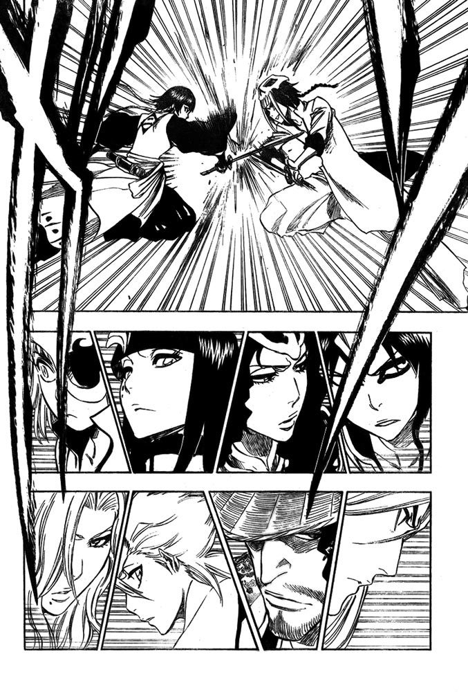 Bleach chapter 328 trang 18
