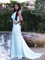 Sabrina - evening dress by Laurisa