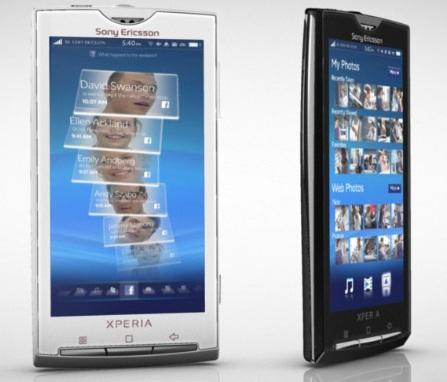 Sony Ericsson Xperia X10 Mini User Manual Free Manuals border=