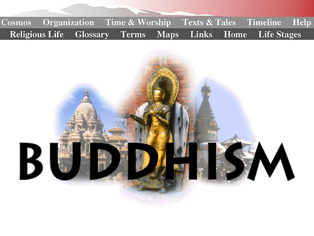 World Religions – Buddhism