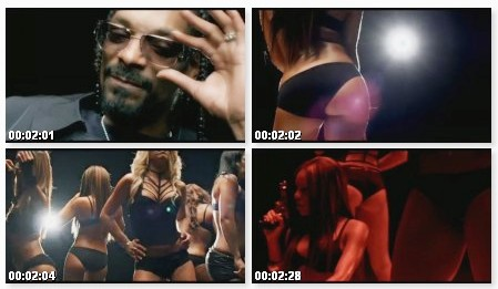 Xrated music video hot babe black passion teasing rapper