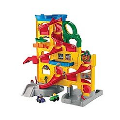 Fisher Price Wheelies Car Wash