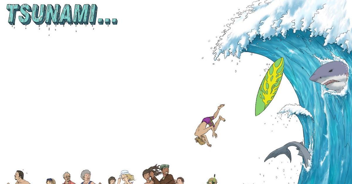 Tsunami  Blogeforia