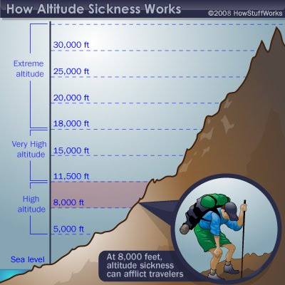 To the summit - Kilimanjaro: AMS, HAPE, HACE – or Altitude ...
