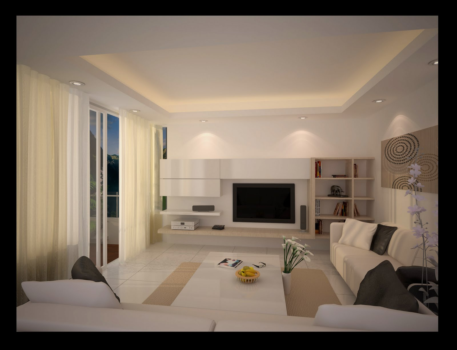 Condo Living Room Ideas