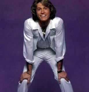 I Think Therefore I Review Andy Gibb S Greatest Hits