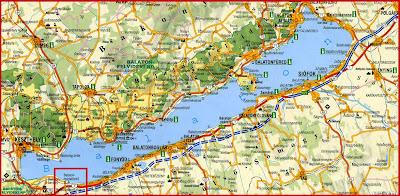 balaton autós térkép Online térképek: Balaton autótérkép 2. balaton autós térkép