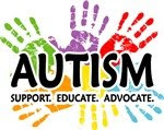 April is Autism Awareness Month. Let's always raise awareness!