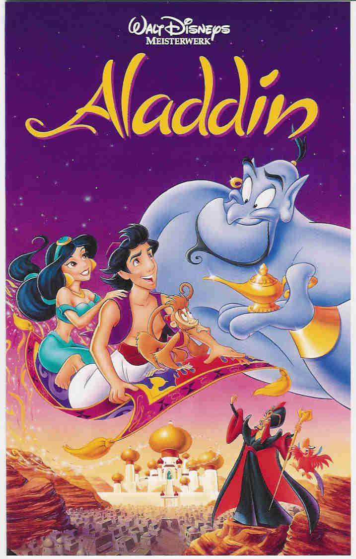 disney movies aladdin 90s early genie robin williams walt favorite ever nostalgia nineties job did film 1992 castle jasmine boy