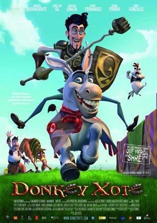 Baixar Filme Donkey Xote - Dual Audio