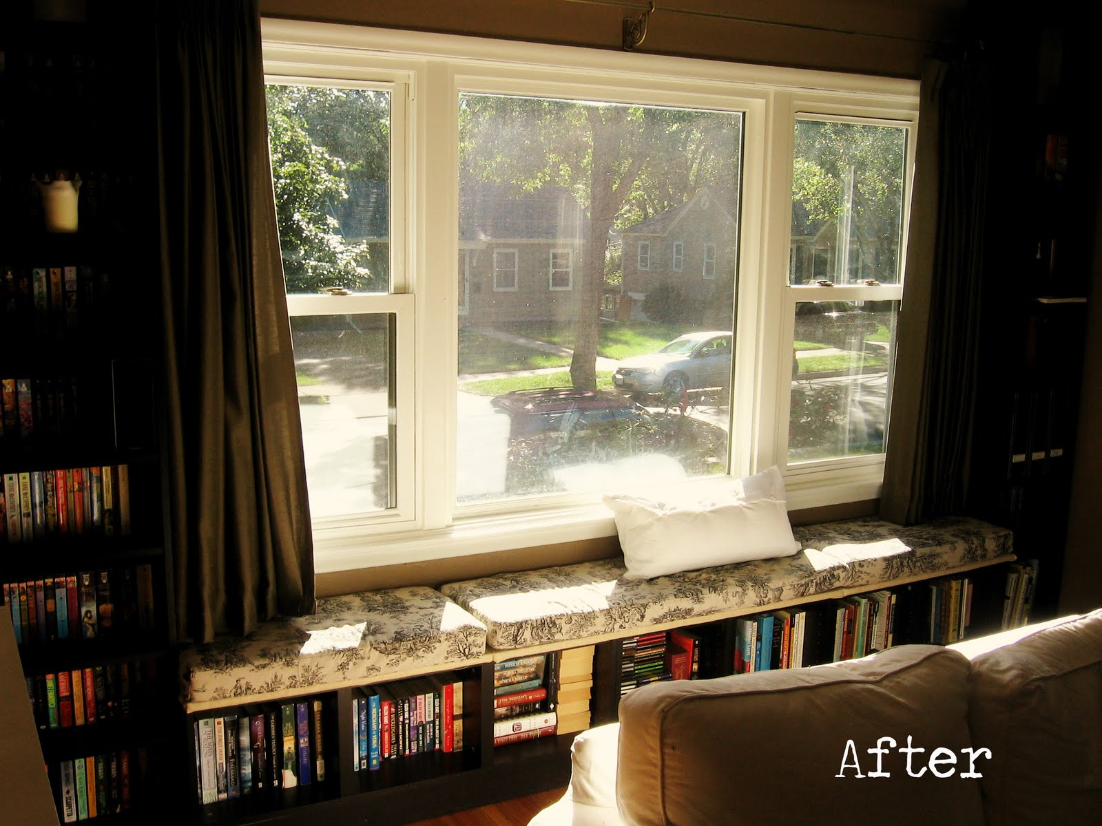 Ikea Window Seat Weekend Edition A House And Garden Post How To Keep Your