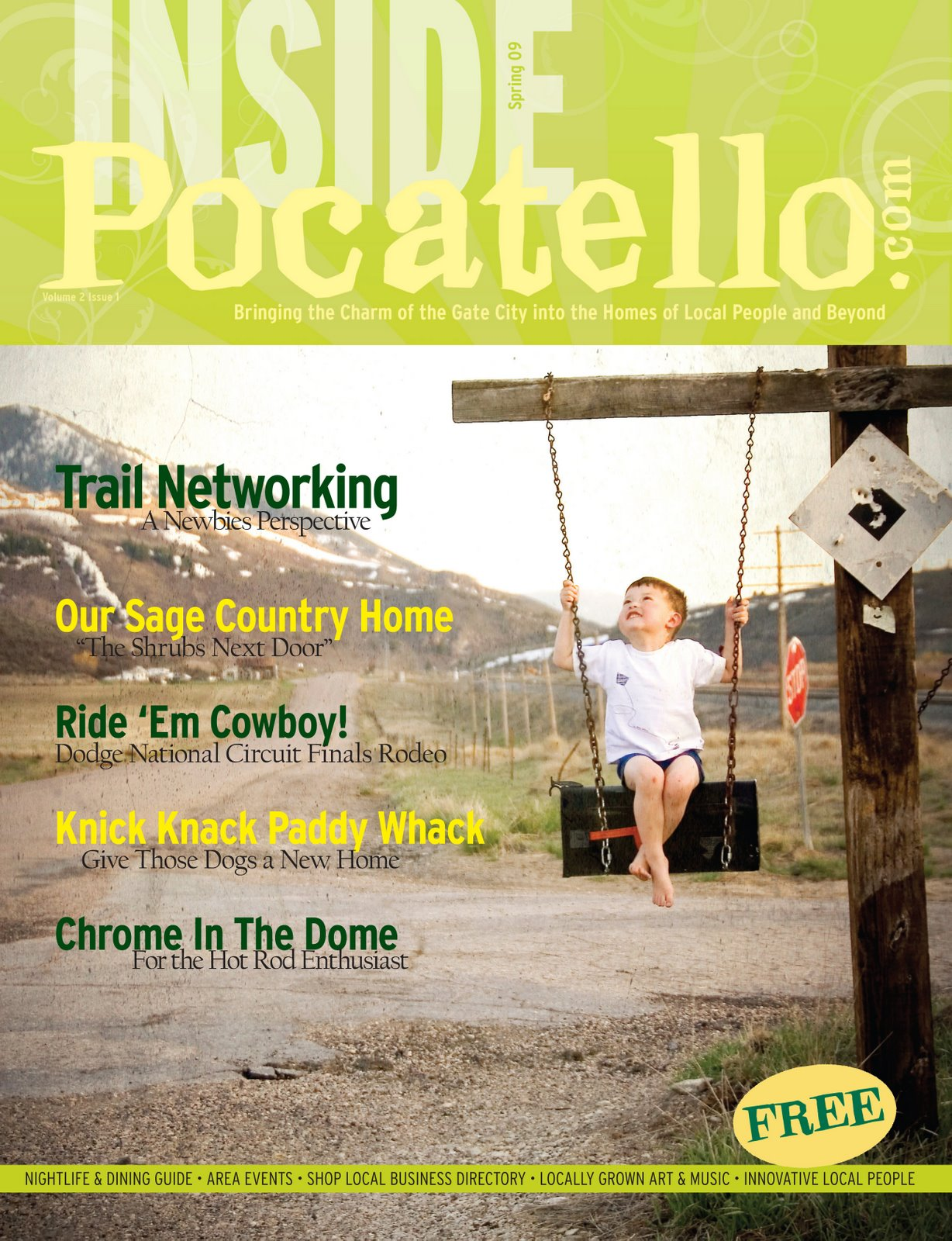 Inside Pocatello Magazine