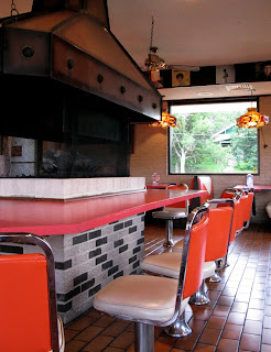 A Fireplace In Fast Food Restaurant You Betcha That Was Standard Most W Restaurants From The Early 1970 S