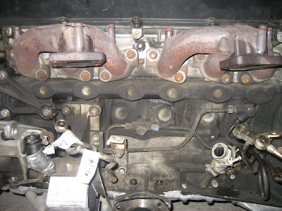 Exhaust manifolds Engine
