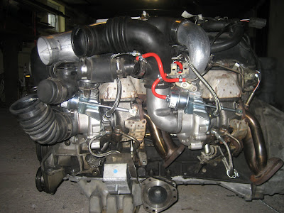 RB26DETT Motor Engine assembled built up