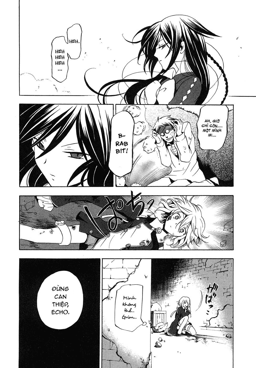 Pandora Hearts chương 011 - retrace: xi grim trang 31