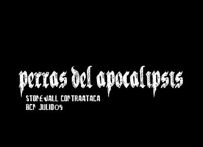 perras apocalipsis