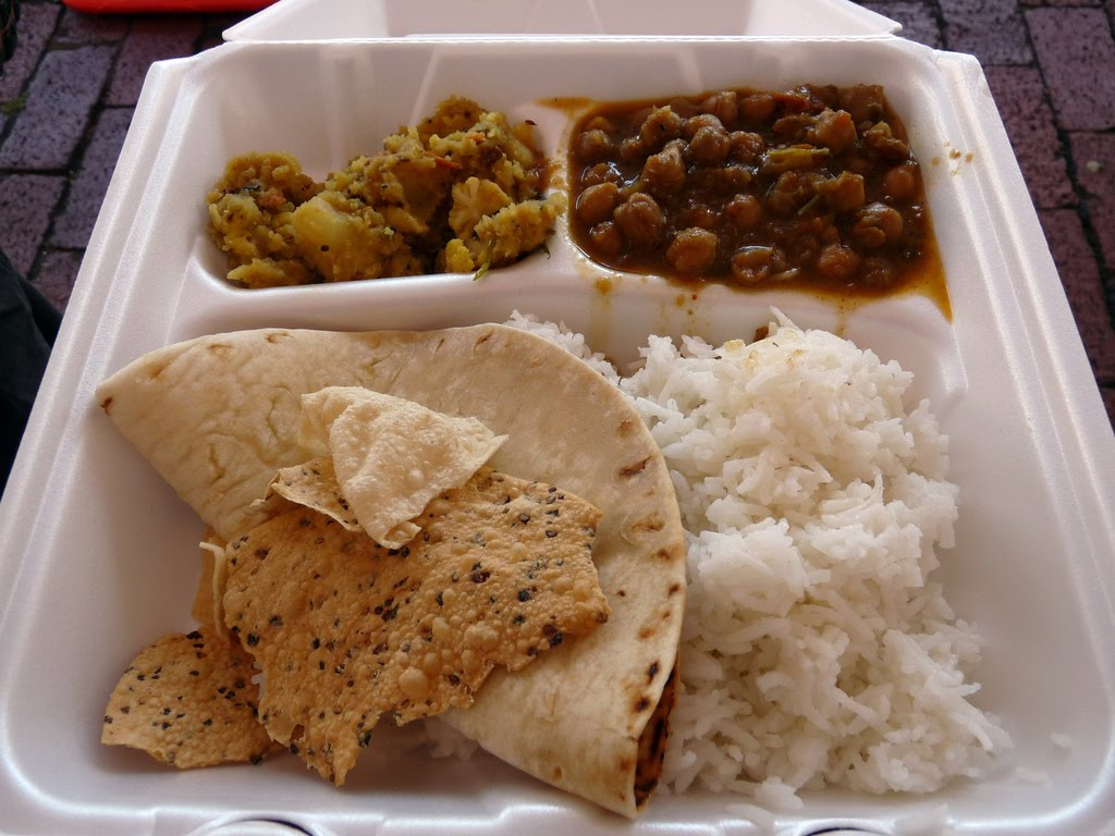 Indian Food Good For Hangover