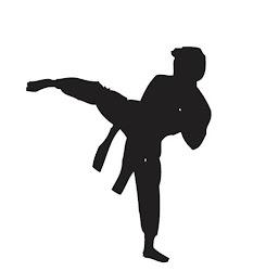 simple silhouette artwork