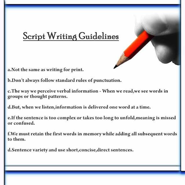 nuwanz the freelancer how to write a movie script