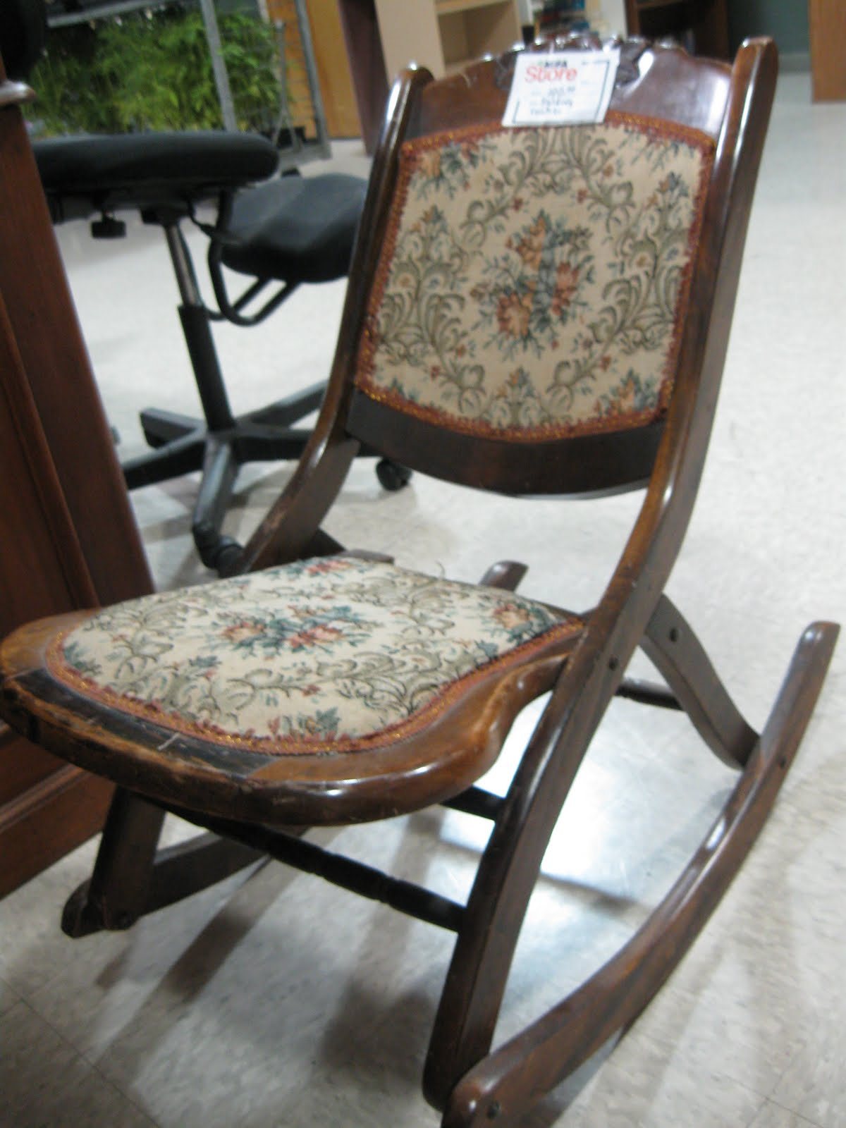 the rocking chair store armrest cushion office mifa