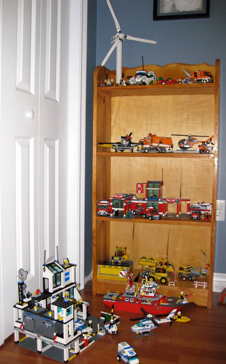 Lego Quest Kids Storage System Photos