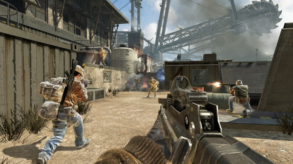 black ops gameplay multiplayer