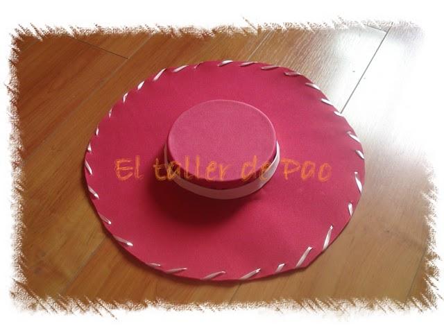 Como hacer el sombrero de Jessie de Toy Story nanitaheart fa380b9a164
