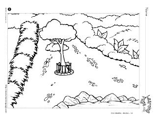 Preschool Is Fun Planning Activities: Animal Habitat Sort