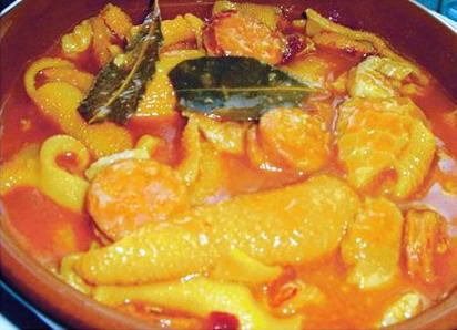 Ajo el olor de la cocina popular madrile a desde la for La cocina popular