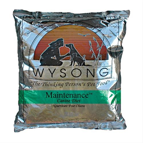 Wysong canine maintenance