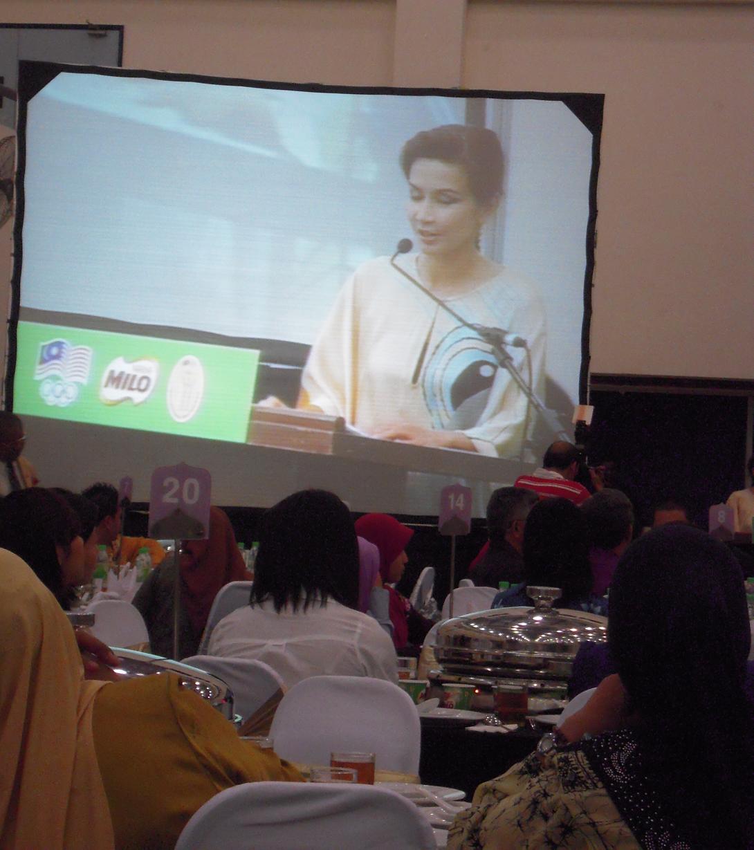 hairulovchessmaniac: Women & Sport Award 2010