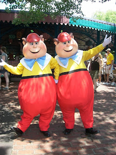 Unofficial Disney Character Hunting Guide: Magic Kingdom ...