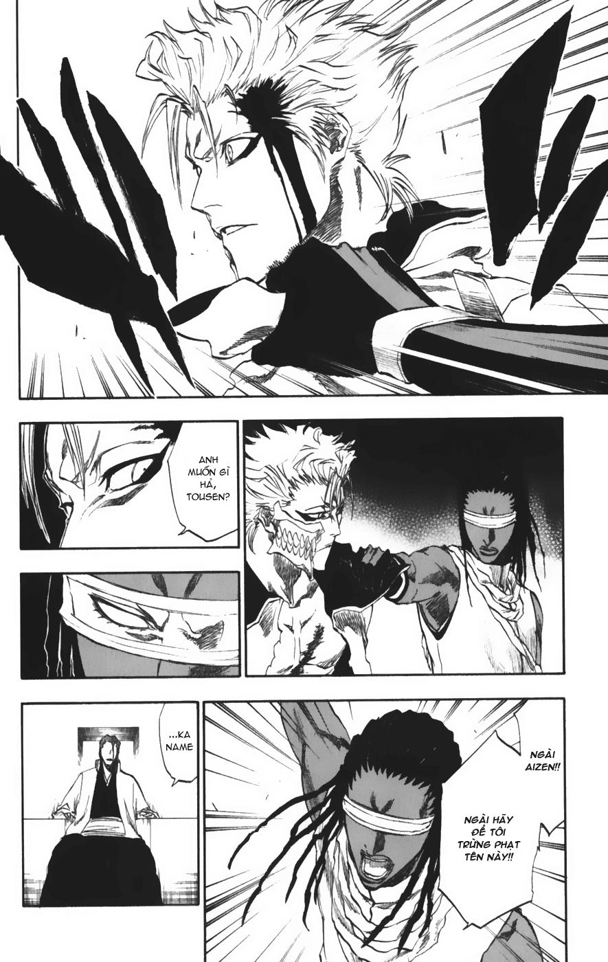 Bleach chapter 213 trang 12