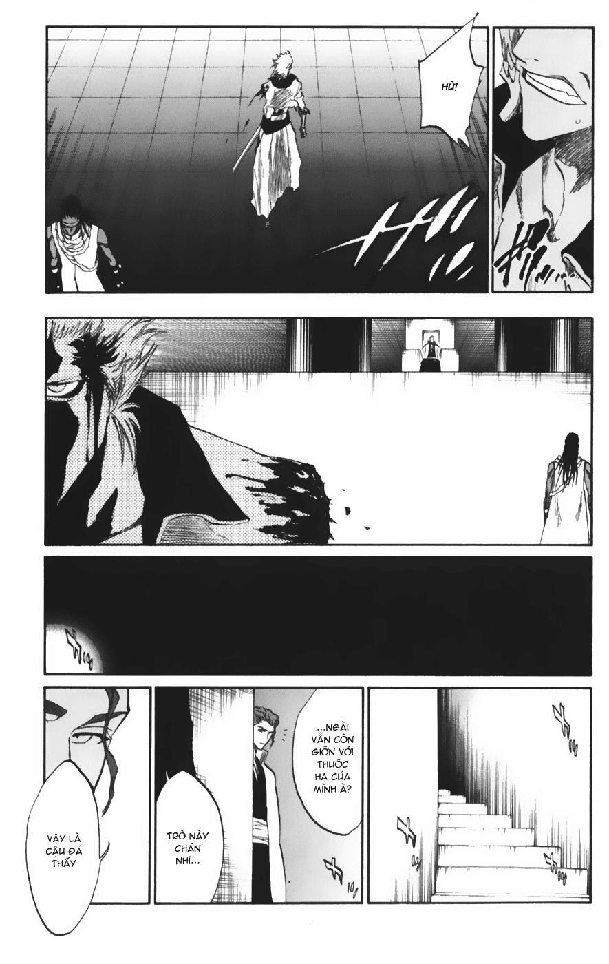 Bleach chapter 213 trang 17