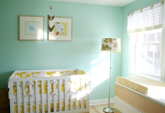 Design By The Sea Room For Baby