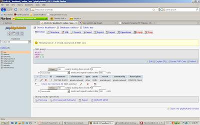 Mamak Spot: How do I solve dynamic ip NAS in Freeradius ?