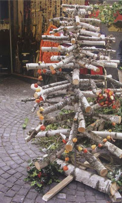 unusual christmas trees