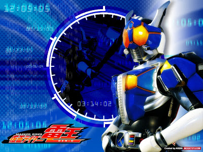 That Toku Blog: My Thoughts on Kamen Rider Den-O