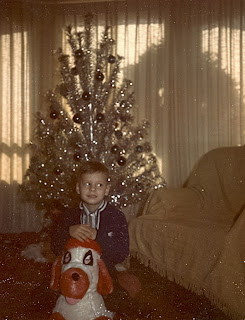 Rick Sincere aluminum christmas tree 1964 Milwaukee