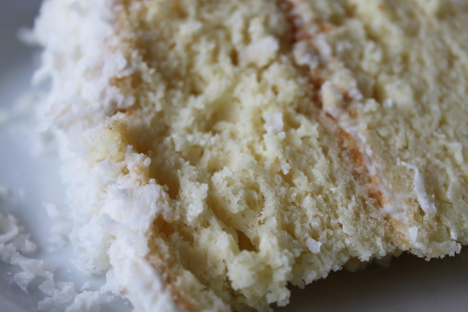 nan s yummy coconut cake a bountiful kitchen