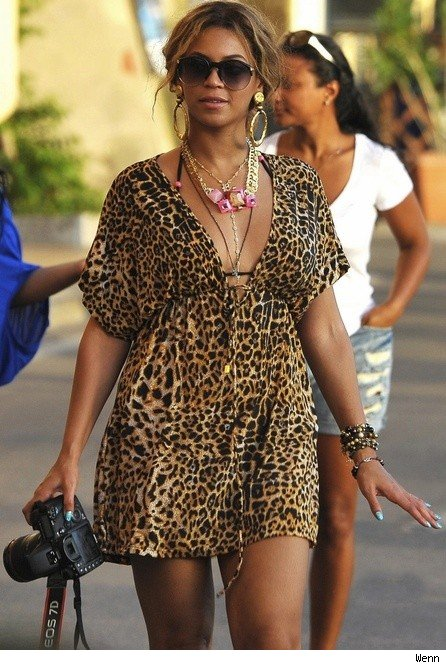 Beyonce Vacation Style Choices Hits Or Misses