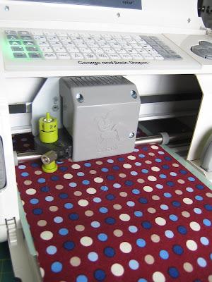 Using Cricut To Cut Fabric
